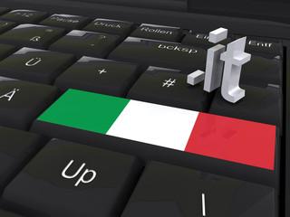 Domain Italien