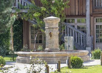 fontaine chateau