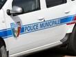 Véhicule d'intervention de la Police Municipale