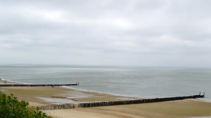 Plaża Vlissingen, Holandia