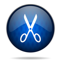 scissors internet icon