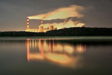 Elektrownia, Bełchatów, Polska