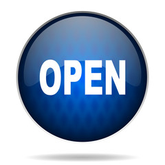 open internet icon