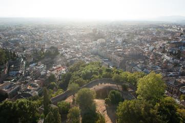 View Granada, Spain