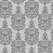 Seamless vintage baroque background.
