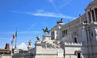 Das Vittoriano in Rom
