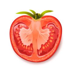 tomato opened