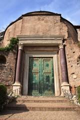Tempel des Romulus in Rom