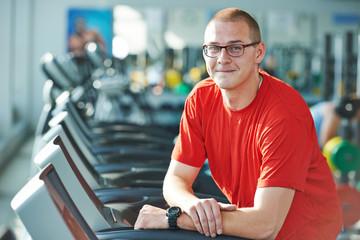 bodybuilder fitness man coach