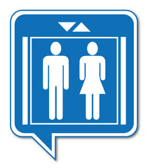Logo ascenseur.