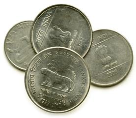 रुपया Indische Rupie Rupia india Indian rupee Roupie indienne