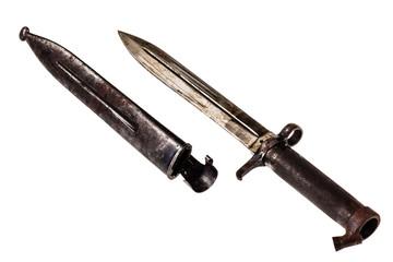 Old bayonet