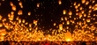 People release Paper Sky Lantern in Yee Peng Festival - 69244101