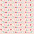 vector seamless pattern floral background