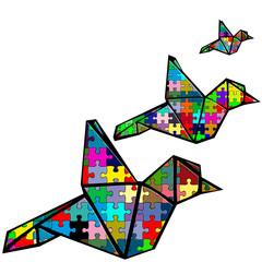 oiseaux puzzle