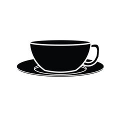 coffee cup symbol vector