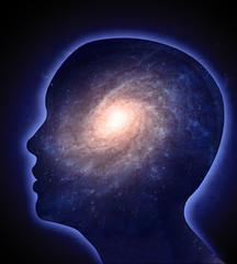 Human cognition concept