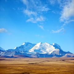 Himalaya mountain landscape in Tibet