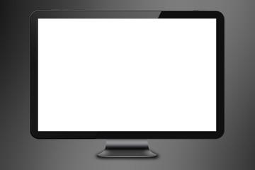 Modern computer screen