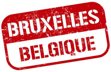 bruxelles stamp