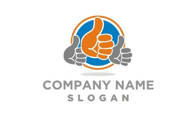 3 Thumbs Logo