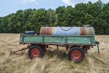 Portable water storage