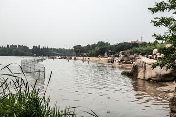 Strand in Jiangyin