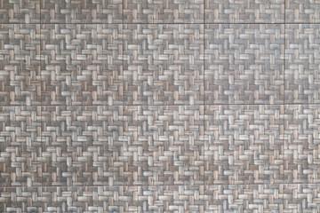 Pattern of floor tile.