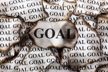 Burnt Goal