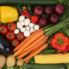 Gemüse Essen Nahrungsmittel Hintergrund