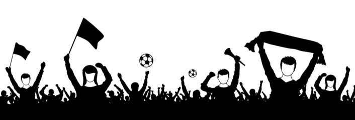 Fußball Fans