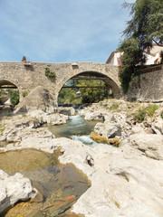 pont rivière var