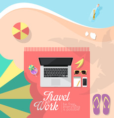 beach_workspace