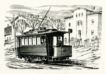 Tram 1897