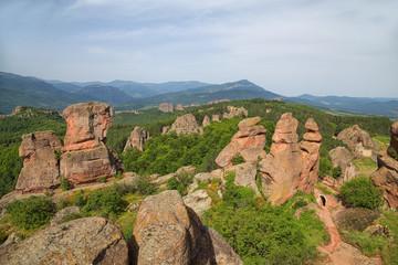 Belogradchik fortress and rocks