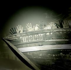 Clandestine boat