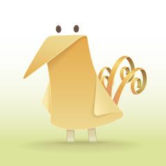 Little Yellow Bird Paper