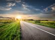 Asphalted highway - 69258380
