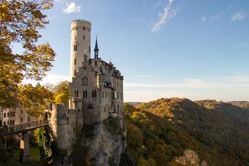 Fairy tale Castle Lichtenstein