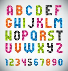 Mosaic Font