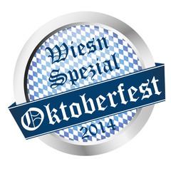 Button Oktoberfest 2014 - Wiesn Spezial
