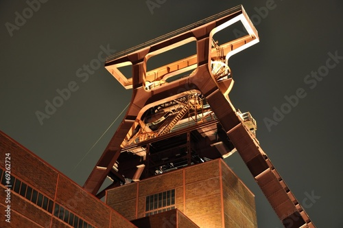 Foto op Aluminium Centraal Europa Zollverein