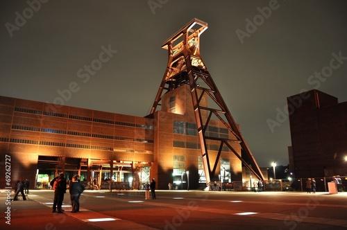 Leinwandbild Motiv Zollverein Essen