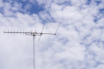 TV Antenna Pole