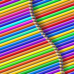 color pencil pattern