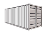 Fototapety Container