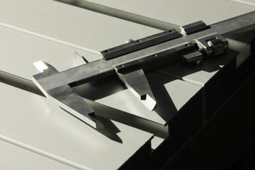 Caliper and Aluminum