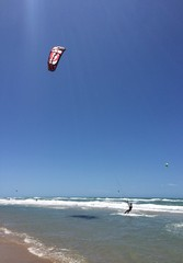 kitesurf in Fortaleza Beach