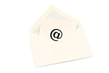 Vous avez un mail