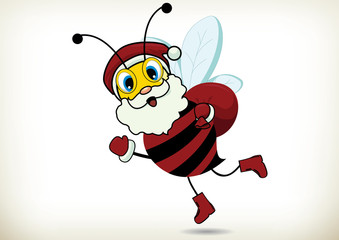 Santa Bee